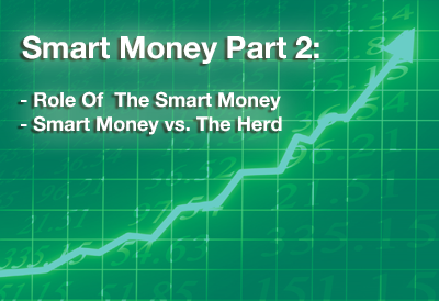 The Role Of Smart Money in the forex market