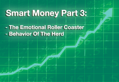 Smart money and the emotional roller coaster
